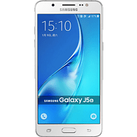 Samsung Galaxy J5 2016 Duos 16 Gb Weiß Dual Sim 16 Smartphone Mediamarkt
