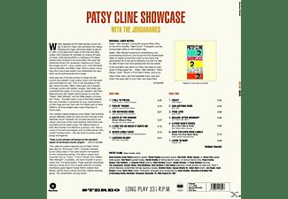 Patsy Cline - Showcase+2 Bonus Tracks (Ltd.Edt 180g Vinyl)  - (Vinyl)