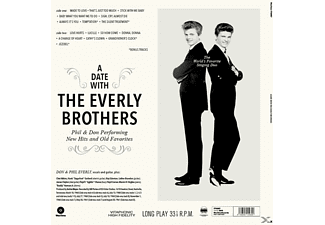 The Everly Brothers - A Date With The Everly Brothers (Ltd.180g Vinyl)  - (Vinyl)
