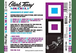 Clark Terry - Swahili  - (CD)