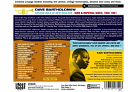 Dave Bartholomew - Golden Rule In New Orleans-King & Imperial Sides [CD]
