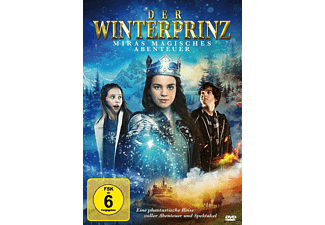 Der Winterprinz - Miras magisches Abenteuer DVD
