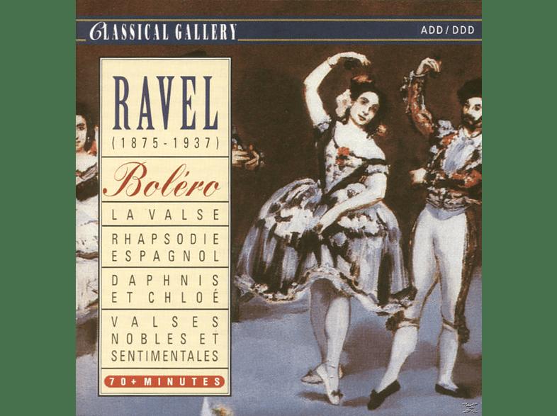 VARIOUS - Bolero [CD]