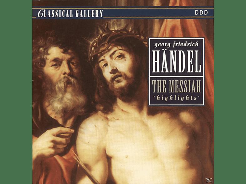 Bulgarian Chapel Choir, Sofia Philharmonic Orchestra - The Messiah - Highlights - [CD]