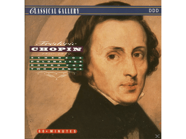 VARIOUS - Scerzos/Polonaises [CD]