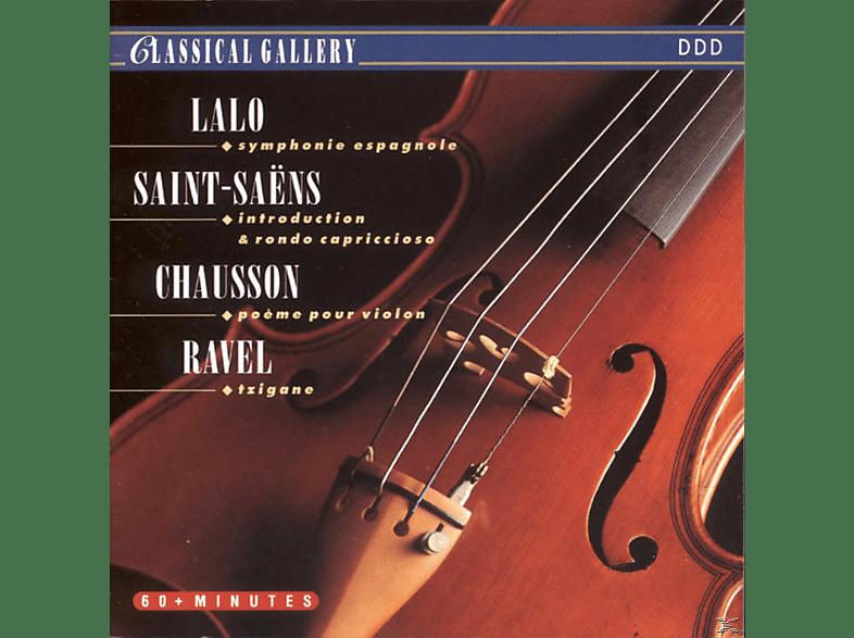 VARIOUS - Symphonie/Introduction/Poeme [CD]