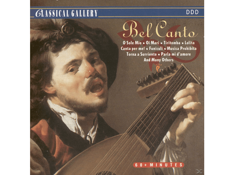 Peter Dvorsky, Pavol Maurery, Brno Symphony Orchestra, Jaromir Hnilicku Choir, Radio Bratislava Symphony - Bel Canto [CD]