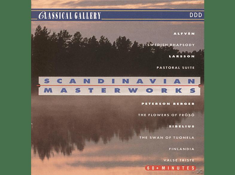 Orchestra of the Sofia Opera, Slovenian Symphony Orchestra - Scandinavian Masterworks [CD]