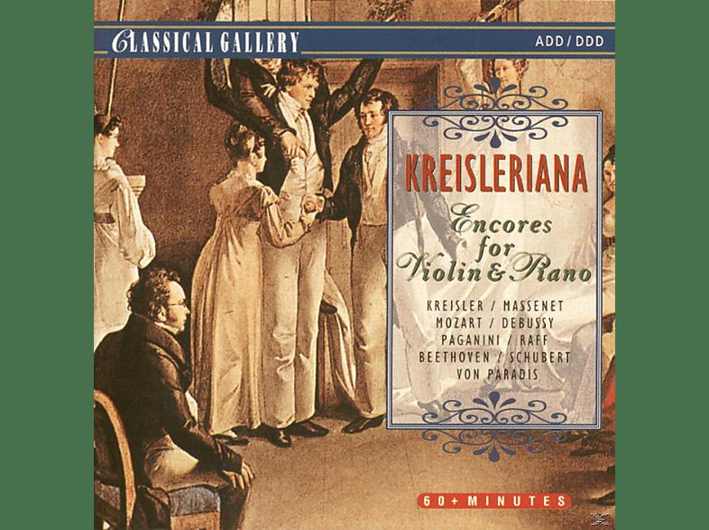 VARIOUS - Kreisleriana [CD]