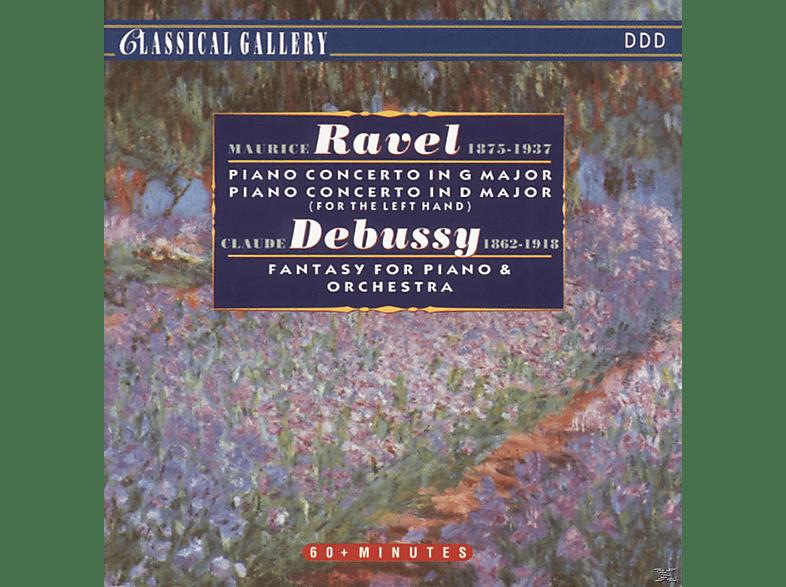 VARIOUS - Klavierkonzert. Fantasie F [CD]