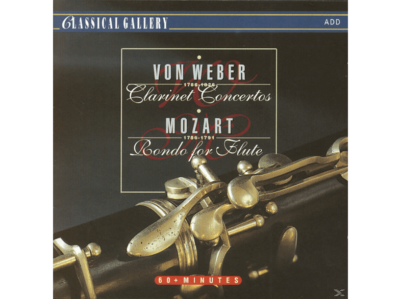 VARIOUS - Clarinet Concerto [CD]