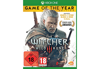 The Witcher 3 - Wild Hunt (Game of the Year Edition) - [Xbox One]