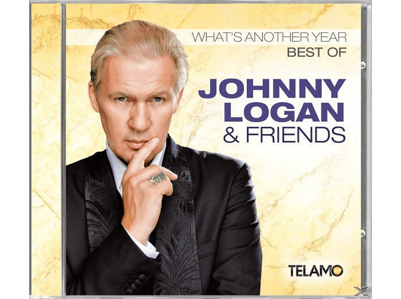 Johnny Logan, Friends - What's Another Year,Best Of [CD]