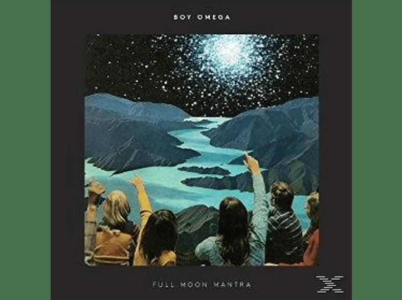 Boy Omega - Full Moon Mantra [CD]