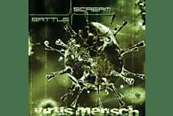 Battle Scream - Virus Mensch [CD]