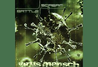 Battle Scream - Virus Mensch  - (CD)