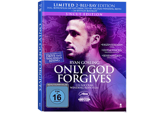 Only God Forgives (Limited Media Book) Blu-ray
