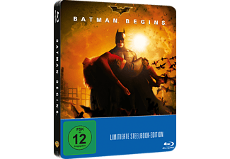 Batman Begins (Exklusive Steelbook Edition) Blu-ray