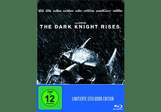 The Dark Knight Rises (Exklusive Steelbook Edition) Blu-ray