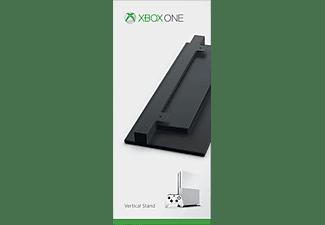 MICROSOFT Xbox One S, Vertikaler Standfuß, Schwarz