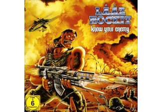 Lääz Rockit - Know Your Enemy - (CD + DVD Video)