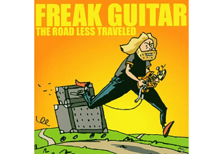 Mattias Ia Eklundh - Freak Guitar: The Road Less Traveled - (CD)