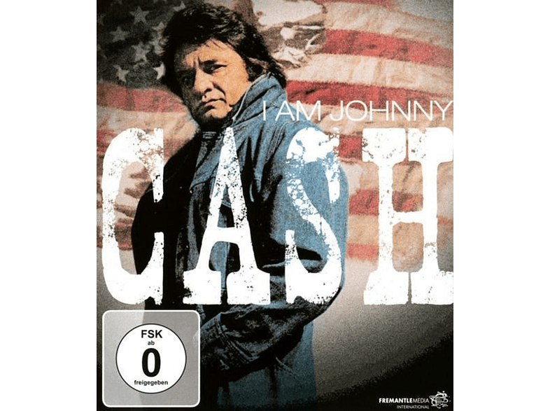 Johnny Cash - I Am Johnny Cash [Blu-ray]