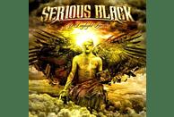 Serious Black - As Daylight Breaks ( Gatefold Yellow Vinyl) [Vinyl]
