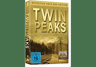 Twin Peaks - The Gold Box DVD