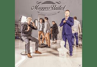 Maggers United - Schnaps,Zorn & Zweifel  - (CD)