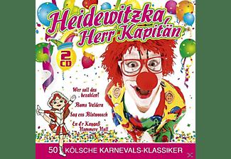 VARIOUS - Heidewitzka,Herr Kapitän-50 Große Erfolge  - (CD)