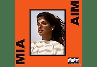 M.I.A. - Aim  - (CD)