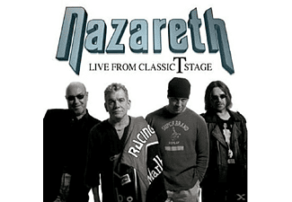 Nazareth - Live From Classic T Stage  - (CD)
