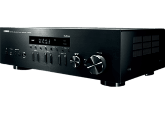 YAMAHA R-N402D Stereo Receiver (100 Watt pro Kanal, Schwarz)