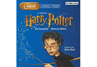 - Harry Potter - Die komplette Hörbuch-Edition  - (MP3-CD)