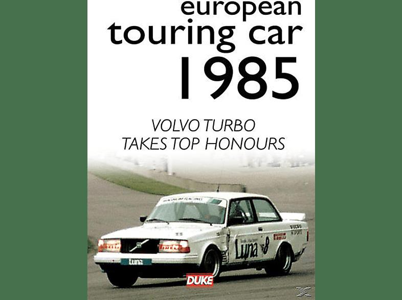 EUROPEAN TOURING CAR 1985 - VOLVO TURBO TAKES TOP [DVD]