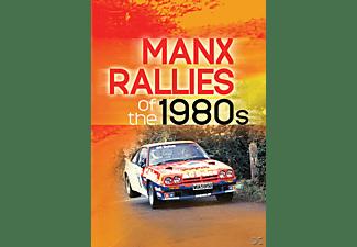 MANX RALLIES OF THE 1980S DVD