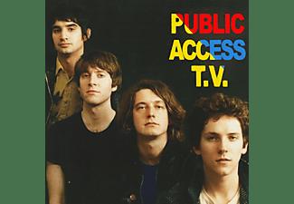 Public Access Tv - Never Enough  - (CD)