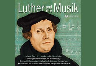 VARIOUS - Luther und die Musik  - (CD)