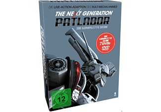 The Next Generation Patlabor - Die Serie DVD