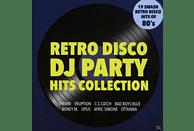 VARIOUS - Retro Disco-DJ Party Hits Collection [CD]