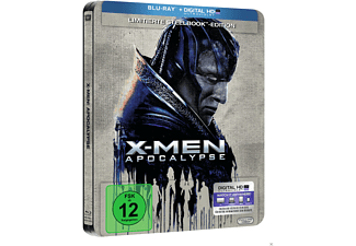 X-Men Apocalypse - Steelbook [Blu-ray]