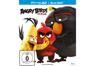 Angry Birds - Der Film - (3D Blu-ray (+2D))