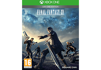 FINAL FANTASY XV D1 EDITION Xbox One