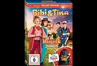Bibi & Tina 3: Mädchen gegen Jungs (Deluxe Edition mit DVD, Poster und Turnbeutel) [DVD]
