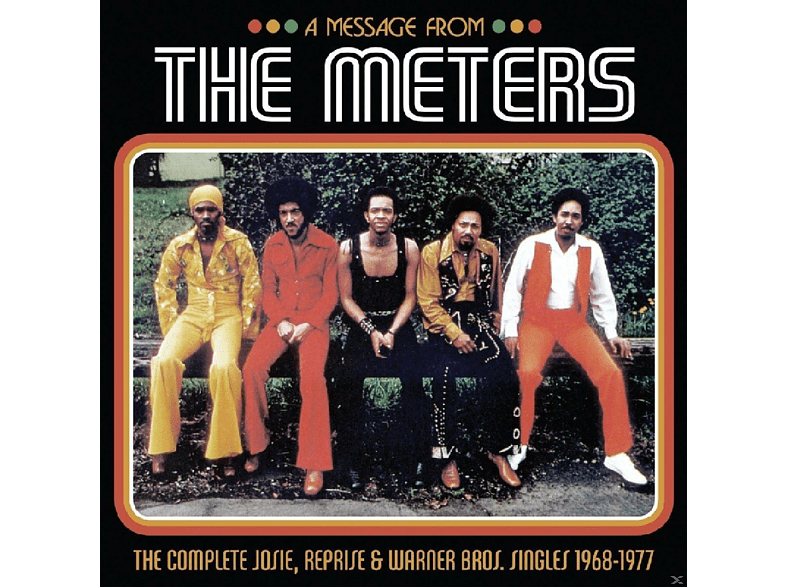 The Meters - A Message From The Meters [CD]