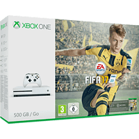 MICROSOFT Xbox One S 500GB Konsole - FIFA 17 Bundle