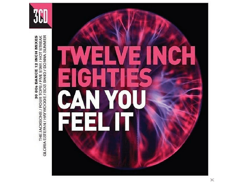 VARIOUS - Can You Feel It [CD]