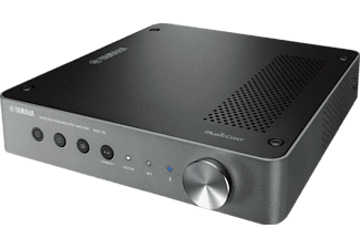 YAMAHA WXC-50 Streaming PlayerKanälepro Kanal, Silber)