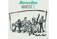 Status Quo - Aquostic II-One More For The Road [CD]